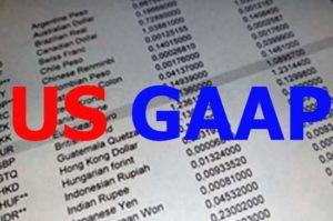 Принципы учета по МСФО и US GAAP и их отличия